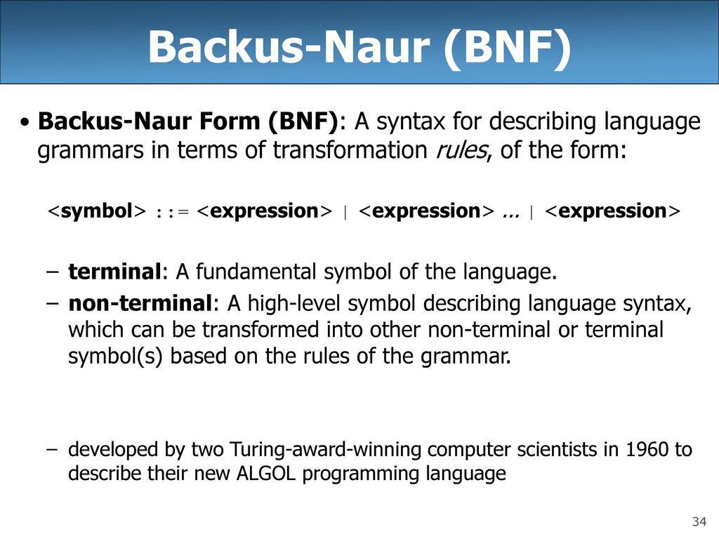 Building java programs chapter ppt download 34 backus naur biocorpaavc