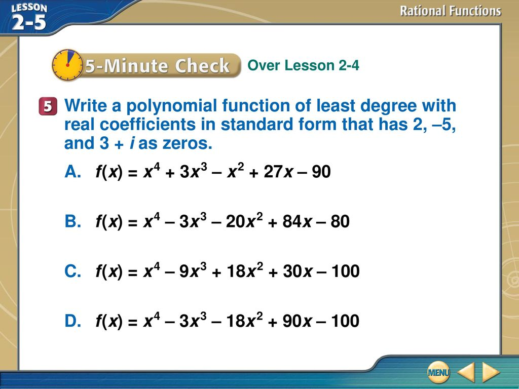Splash screen ppt download 11 write a polynomial function falaconquin