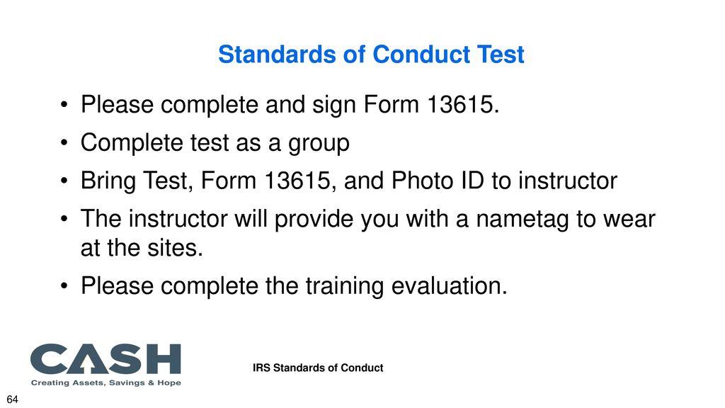 Form 13615 Peopledavidjoel