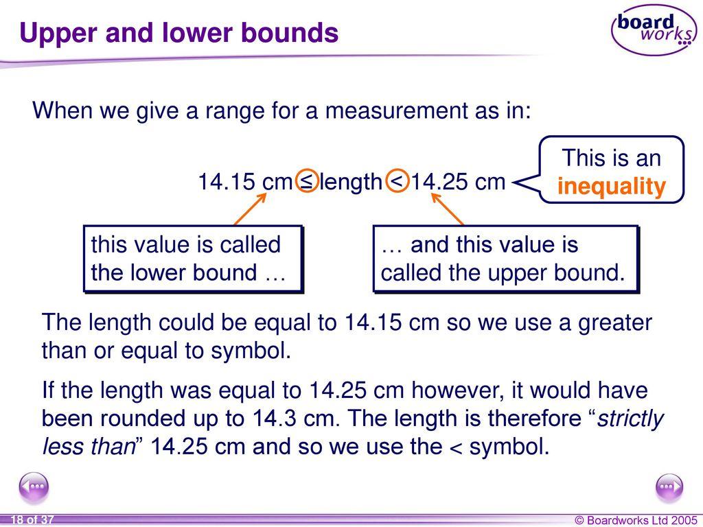 Ks4 mathematics s8 measures ppt download 18 upper biocorpaavc Gallery