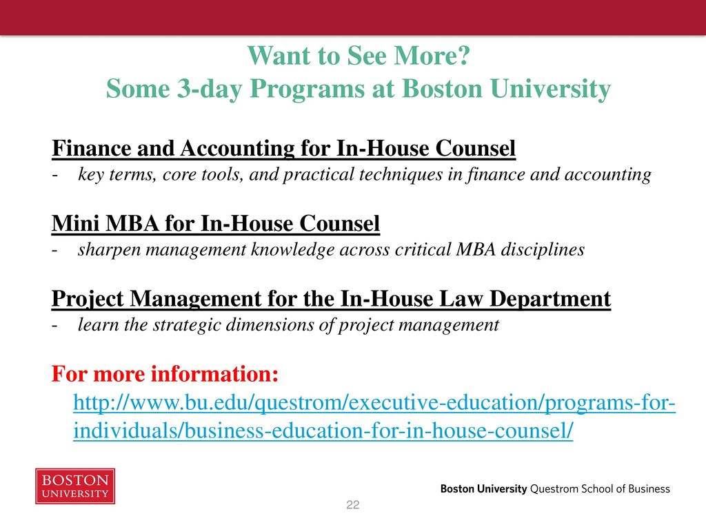 Linking financial statements to corporate strategy ppt download want to see more some 3 day programs at boston university 1betcityfo Image collections