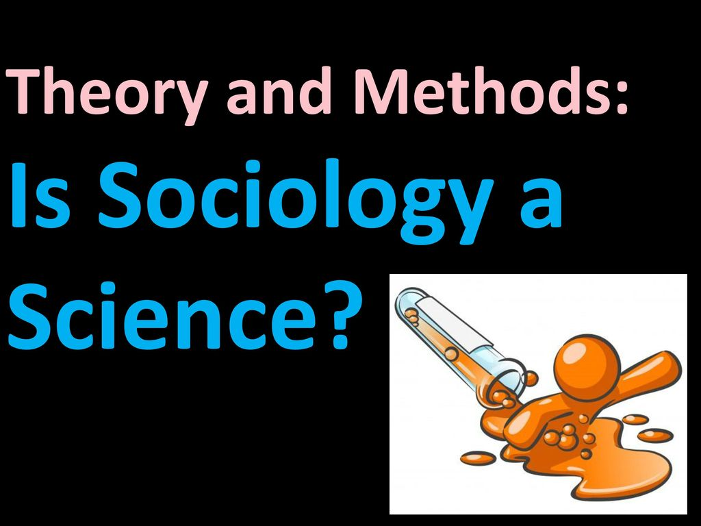 sociology cannot be a science As we know, many critics regard this characteristic of sociological science as a   of the history of rural sociology cannot be restricted to the classical studies of.
