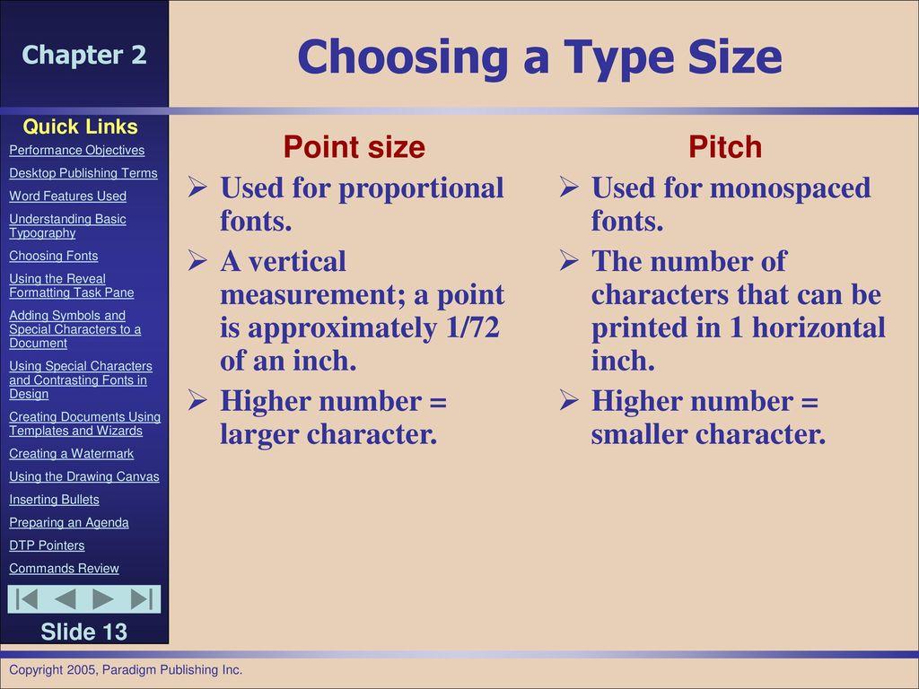 Chapter 2 preparing internal documents ppt download 13 choosing buycottarizona Gallery