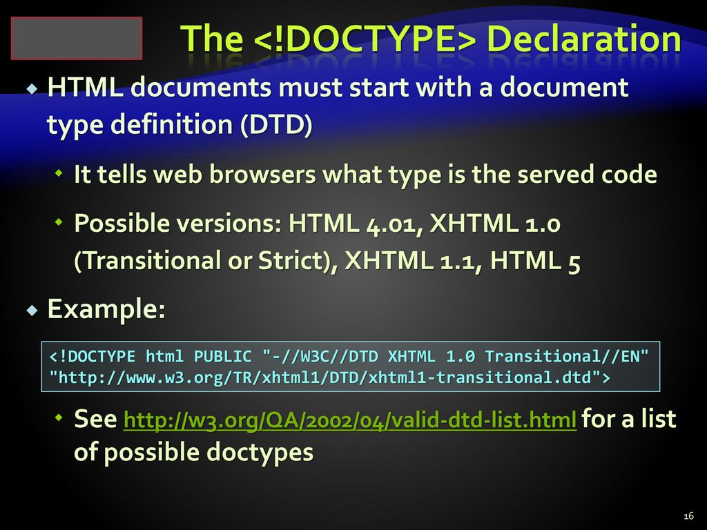HTML, Text, Images, Tables - ppt download