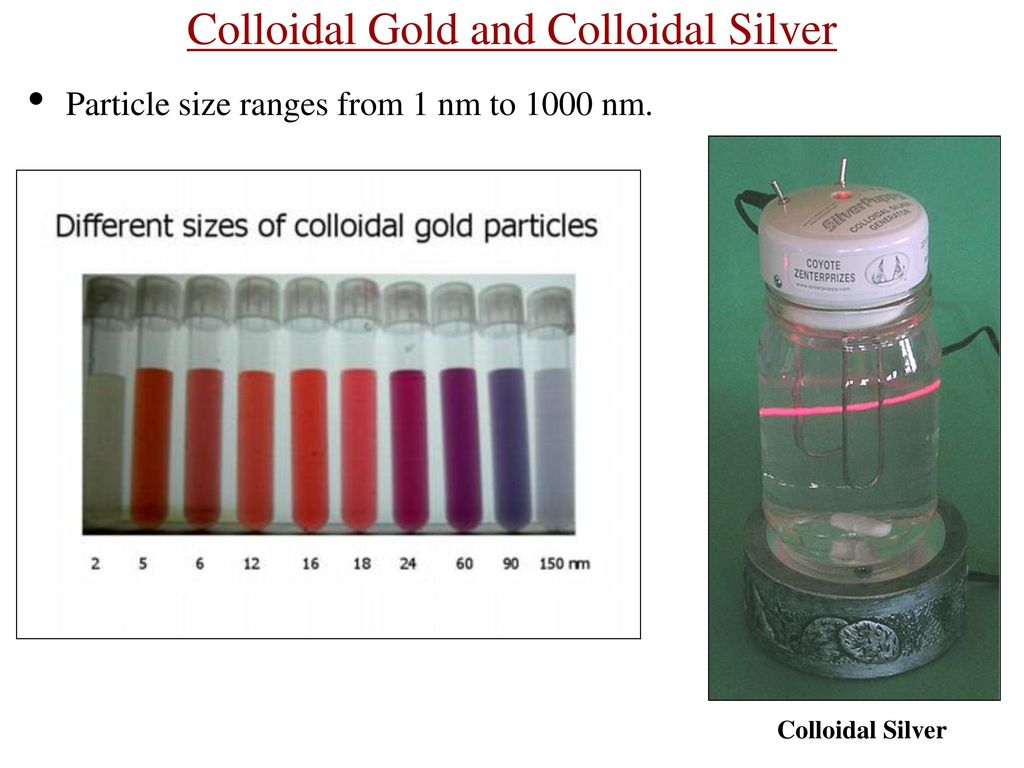 how to make colloidal silver out of house hold tiems