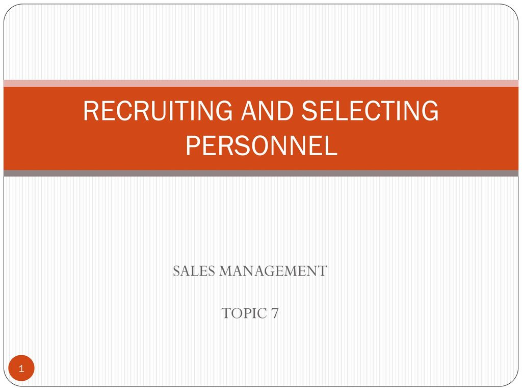 Electronic Company Sales and Recruitment