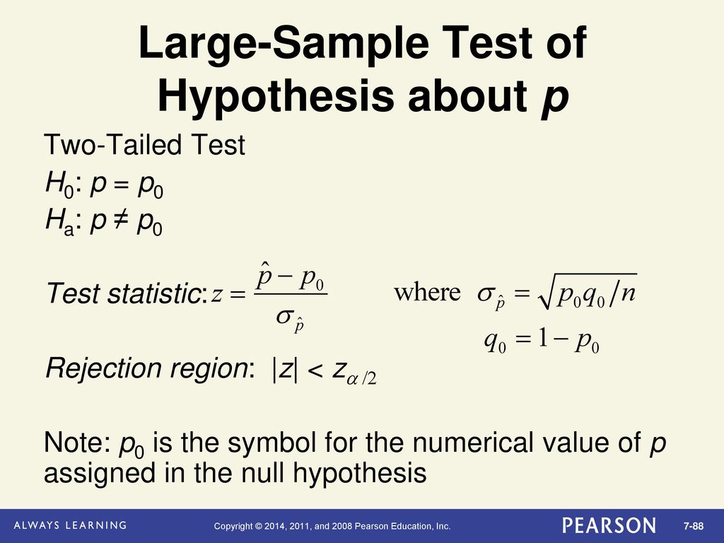 Symbol for null hypothesis image collections symbol and sign ideas statistics for business and economics ppt download large sample test of hypothesis about p buycottarizona biocorpaavc
