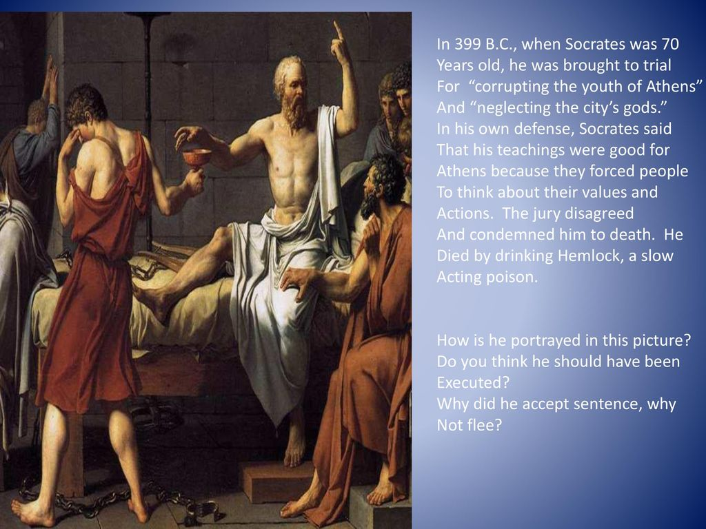 Socrates View Of Human Nature In The Republic