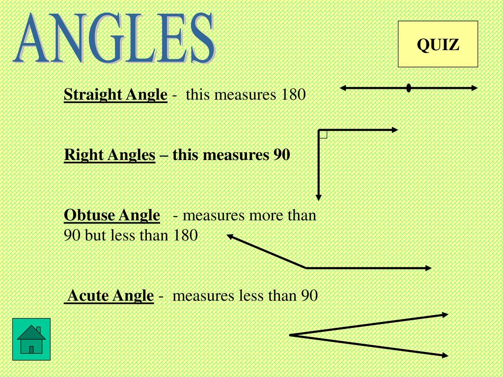 Geometry angles acute obtuse straight right ppt download 9 angles biocorpaavc Image collections