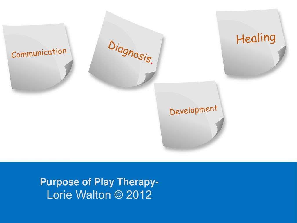 Introduction to play therapy day one ppt download purpose of play therapy 1betcityfo Gallery