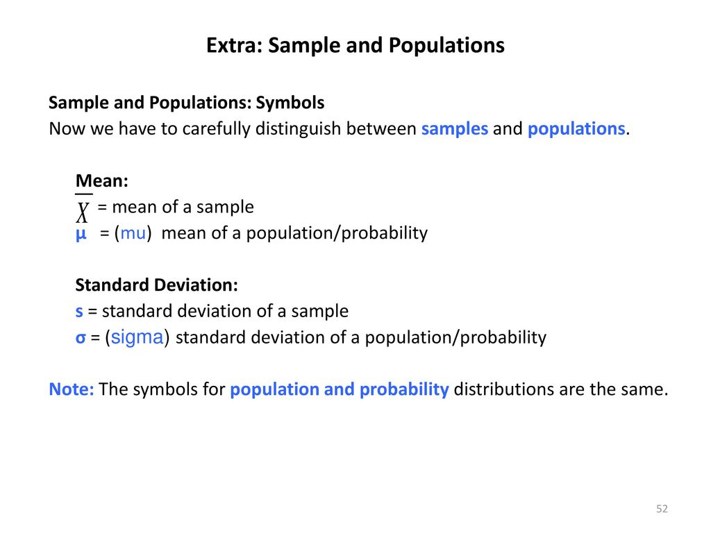 Sigma statistics symbol choice image symbol and sign ideas govt 201 statistics for political science ppt download 52 extra sample and populations buycottarizona biocorpaavc