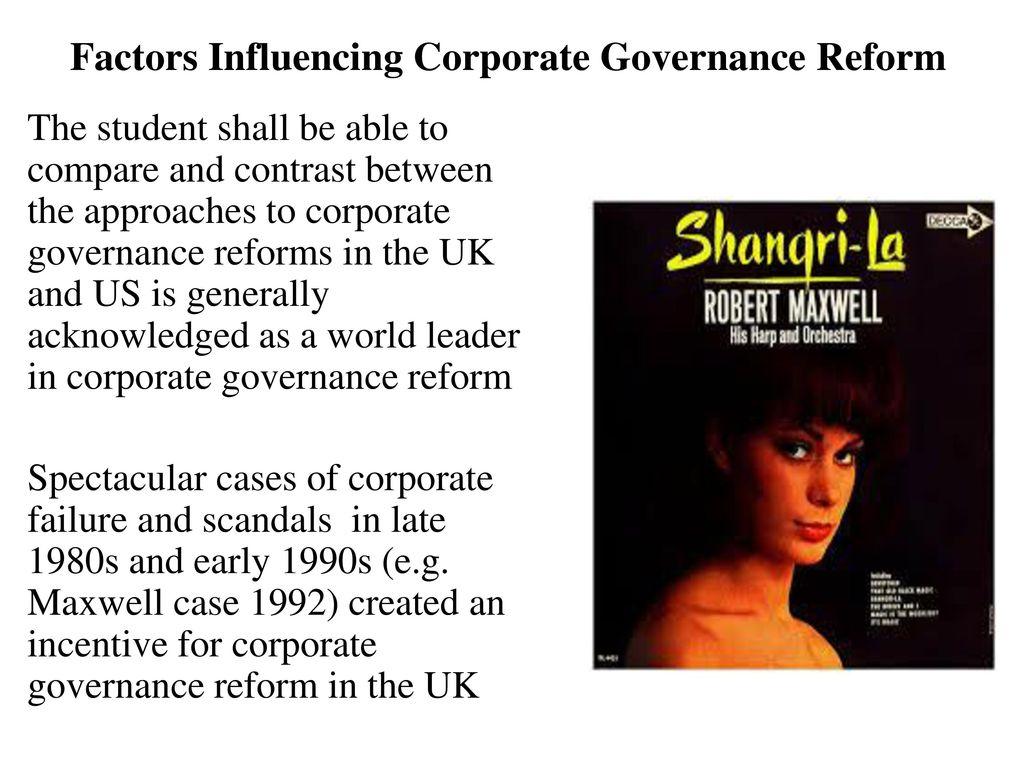 watson corporate governance
