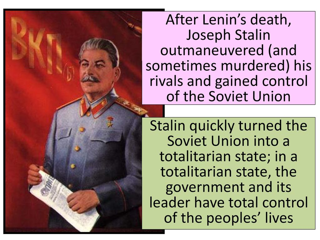 Comparison of Nazism and Stalinism
