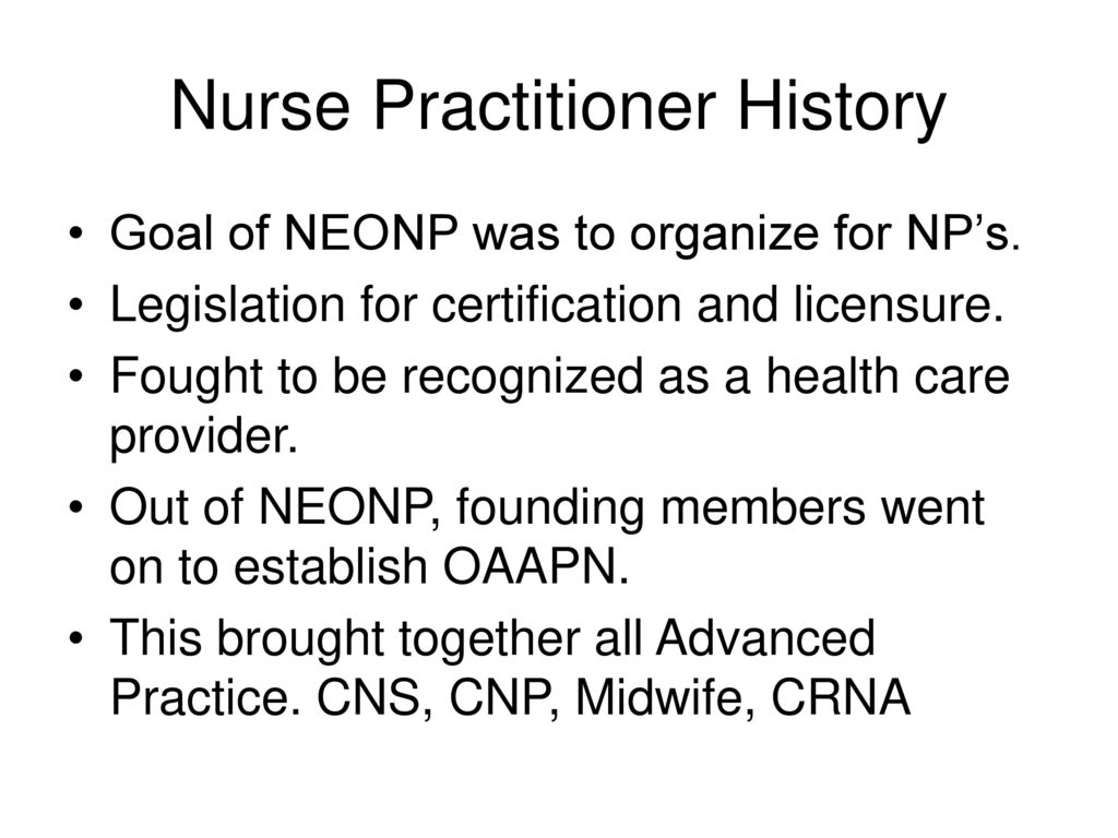 Transitions to practice ppt download 17 nurse practitioner history 1betcityfo Images