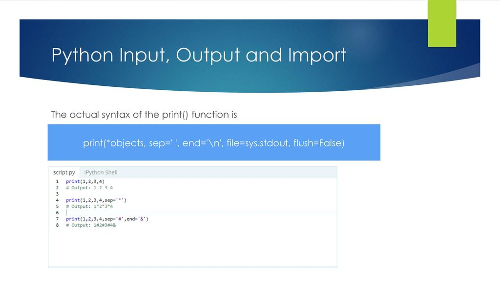 import syntax in python