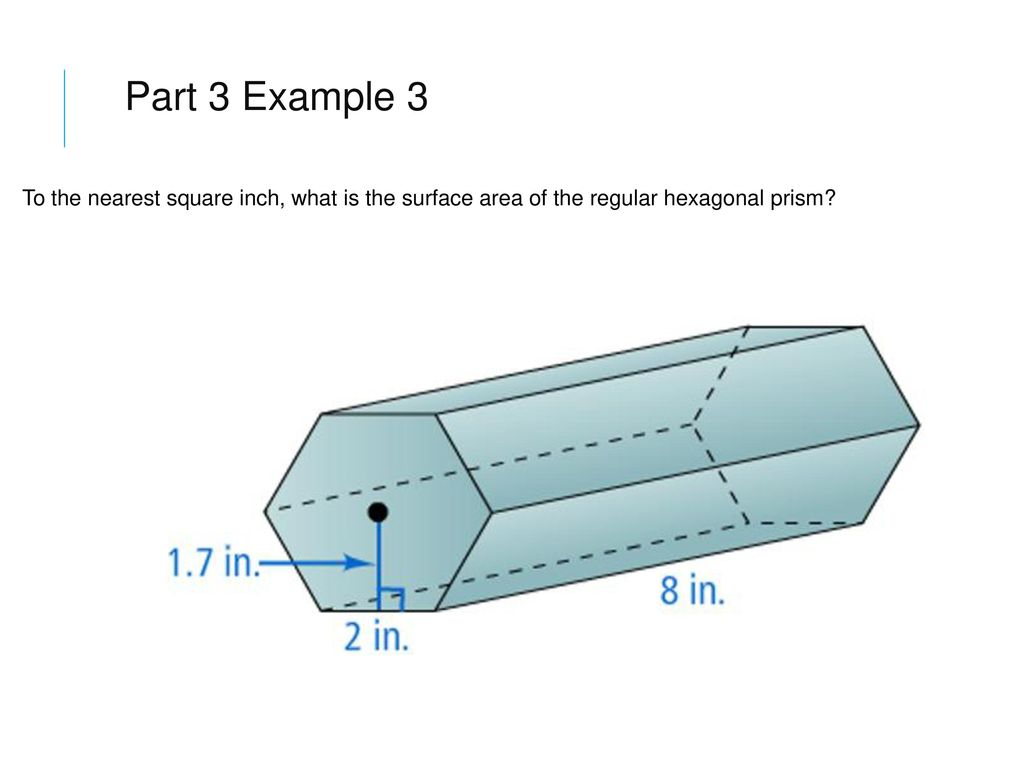 Surface Area And Volume Of Ppt Download