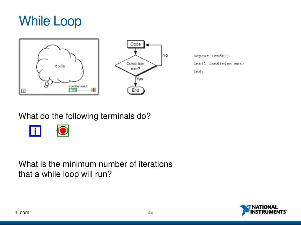 Ni labview an introduction to a graphical system design tips for working in labview 1betcityfo Choice Image
