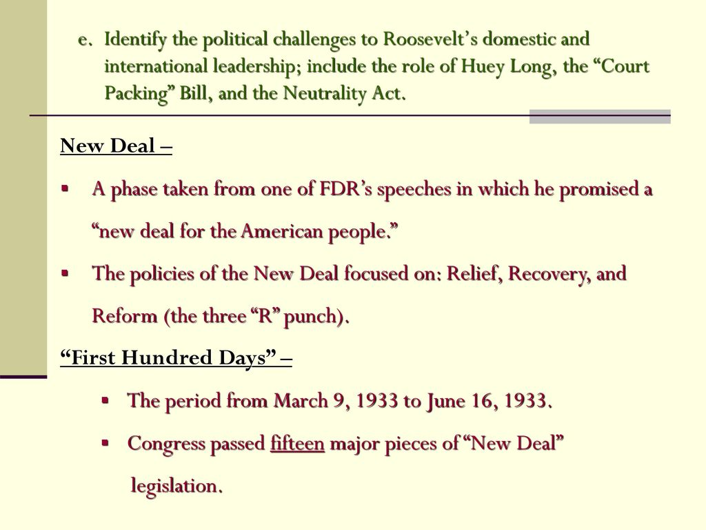 March 9, 1933: FDR Signs the Emergency Banking Act, Launching the ...