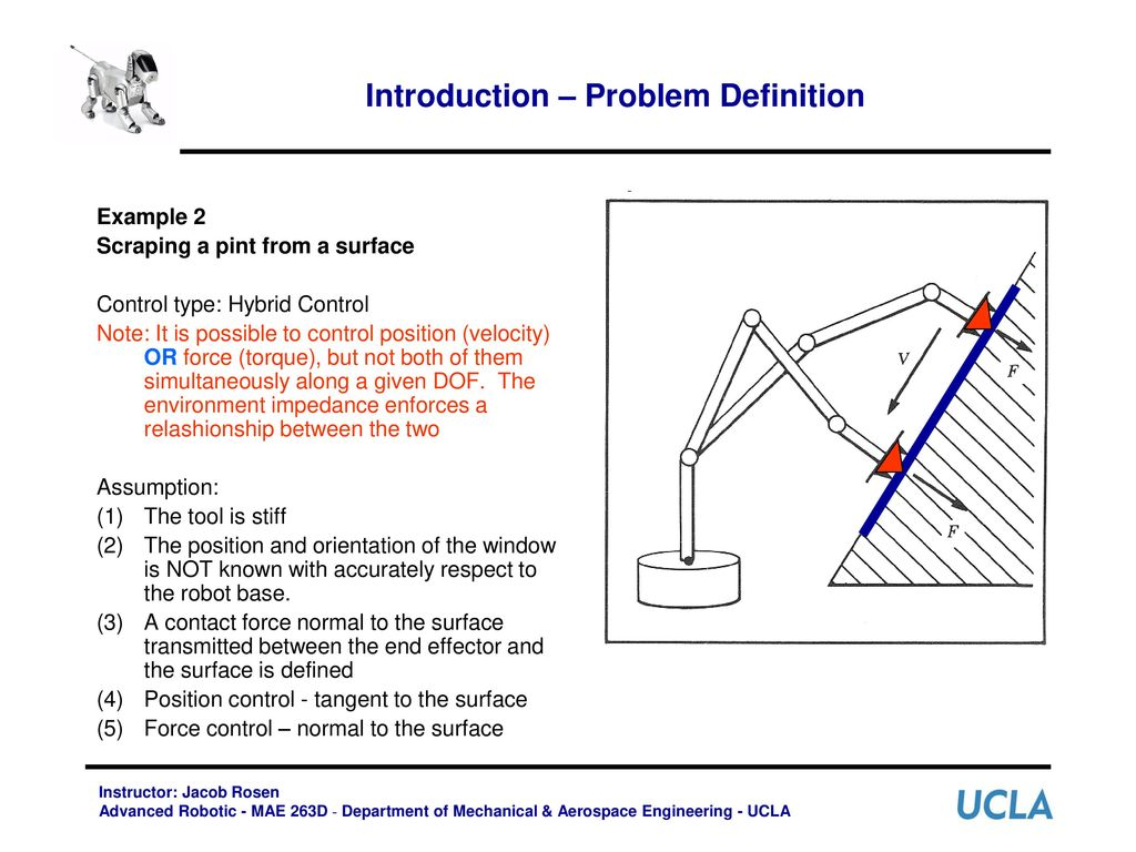Control of manipulators ppt download 49 introduction problem definition ccuart Image collections