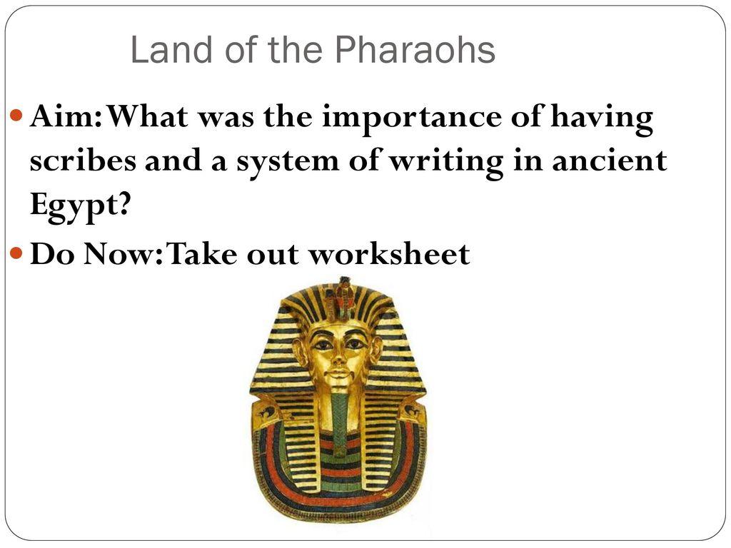 Egyptian Sarcophagus. 17 Land ...