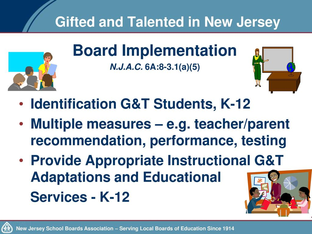 Every student succeeds act essa and gifted and talented gifted and talented in new jersey xflitez Images