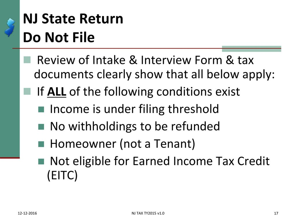 Who mustshould file irs pub 17 chapter 1 irs pub ppt download nj state return do not file falaconquin