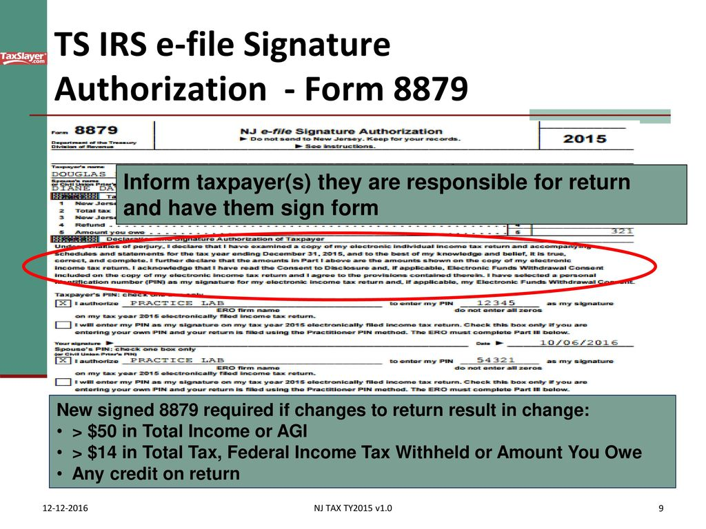Concluding the interview ppt download ts irs e file signature authorization form 8879 falaconquin