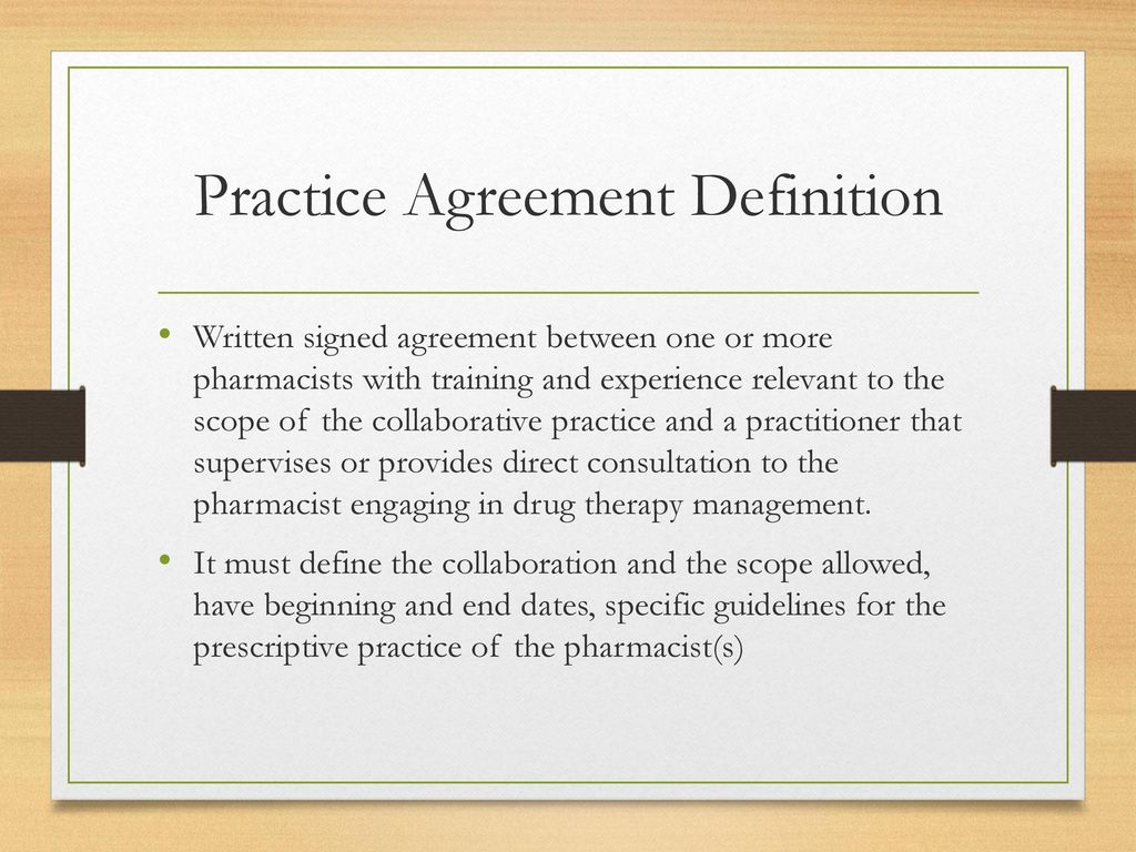 Collaborative practice agreements ppt download practice agreement definition platinumwayz