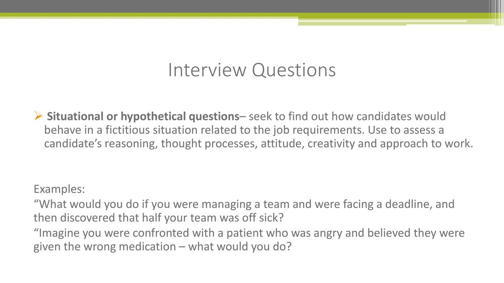 interview questions situational canre klonec co