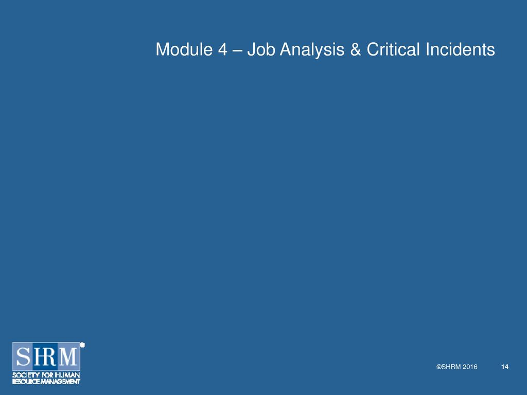 module 5 critical incident Free critical incident papers, essays, and research papers.