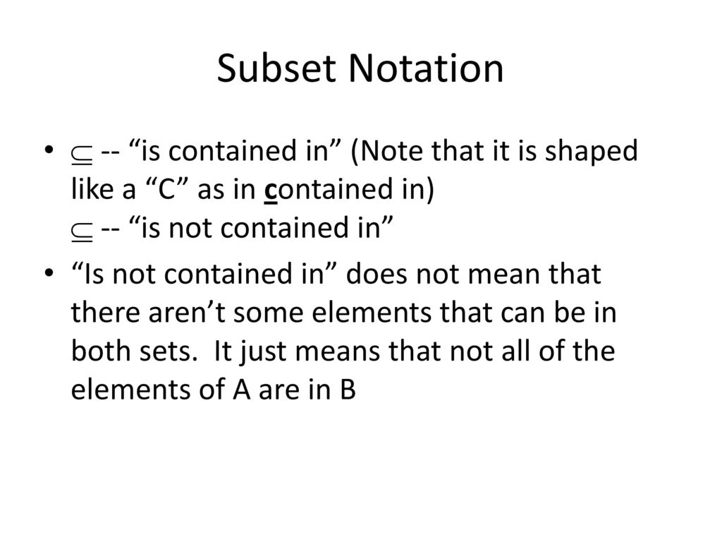Math subset symbol image collections symbol and sign ideas dr ameria eldosoky discrete mathematics ppt download 10 subset notation buycottarizona buycottarizona
