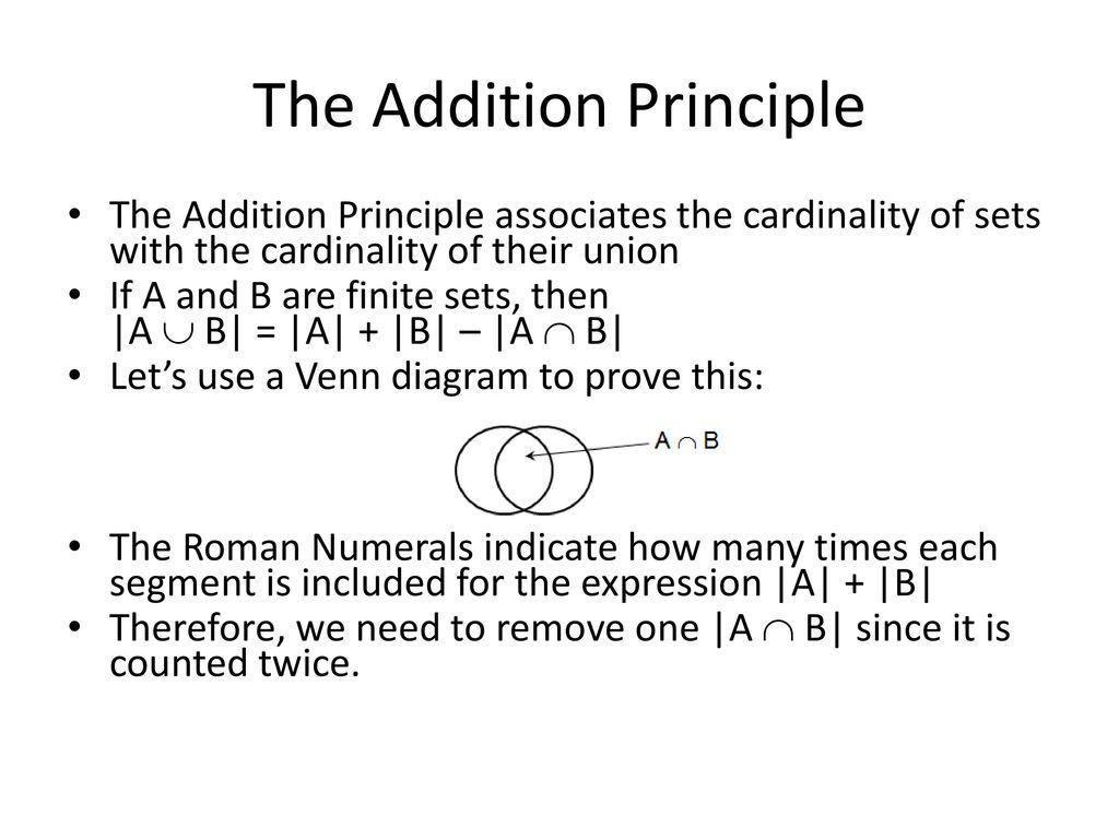 Cardinality of a set symbol gallery symbol and sign ideas dr ameria eldosoky discrete mathematics ppt download 34 the addition principle buycottarizona pooptronica