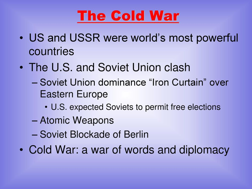 Unit Modern Era Ppt Download - 6 most powerful countries world