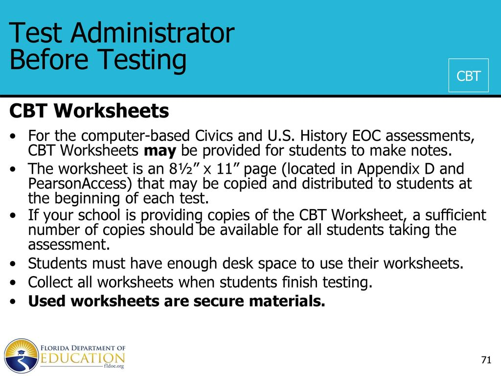 Workbooks florida us history eoc assessment test prep workbook : Algebra 1 Retake EOC Biology 1, Civics, & U.S. History EOC - ppt ...
