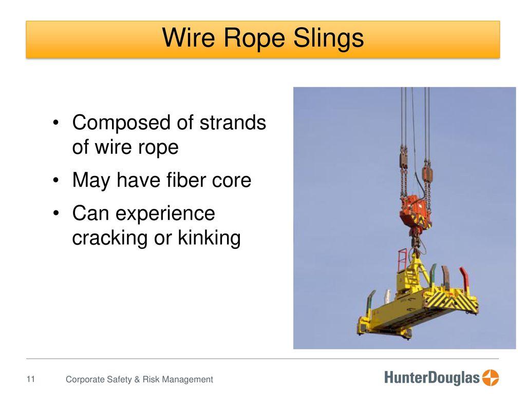 Generous Kinks In Wire Rope Slings Images - Wiring Diagram Ideas ...