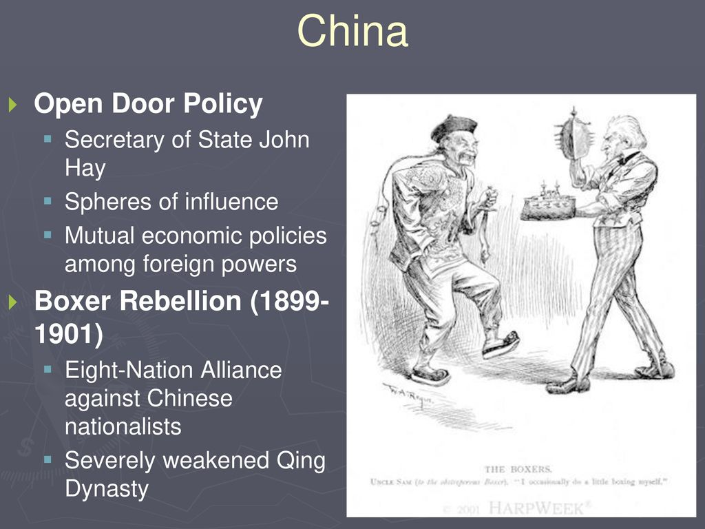 open door policy john hay. China Open Door Policy Boxer Rebellion (1899-1901) John Hay R