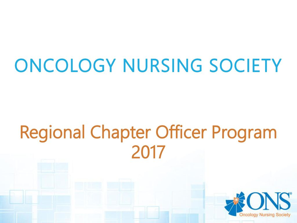 Oncology nursing society ppt download oncology nursing society 1betcityfo Choice Image