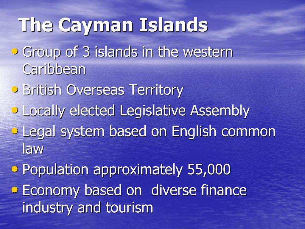 Local Companies Control Law Cayman Islands