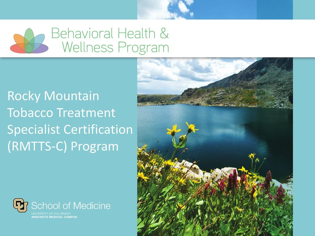 Cognitive behavioral interventions ppt download 1 rocky mountain tobacco treatment specialist certification rmtts c program 1betcityfo Gallery