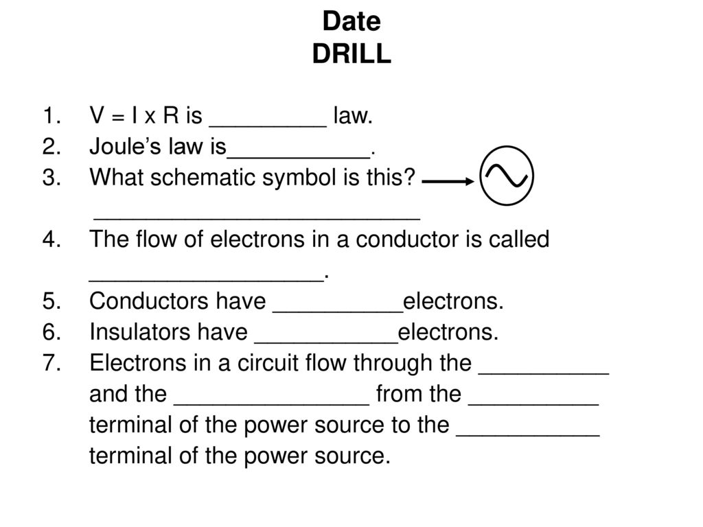 Date drill v i x r is law joules law is date drill v i x r is law joules law is biocorpaavc Image collections