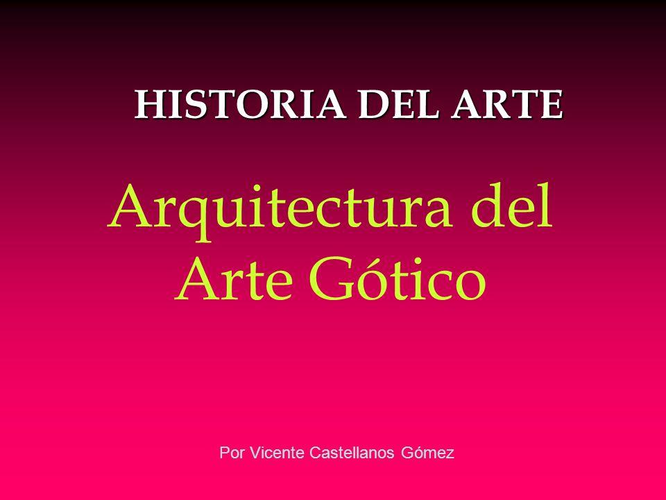 Arquitectura del Arte Gótico