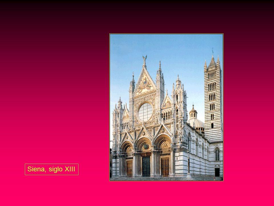 Siena, siglo XIII