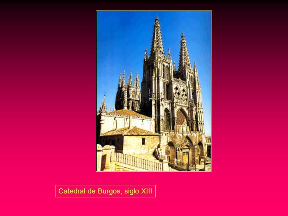 Catedral de Burgos, siglo XIII