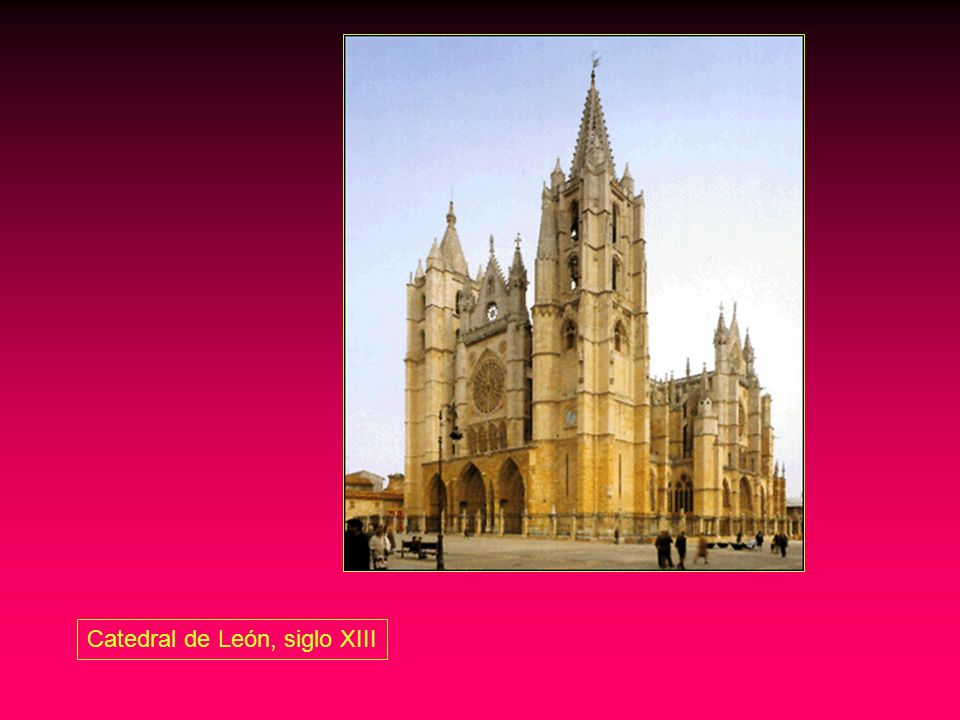 Catedral de León, siglo XIII