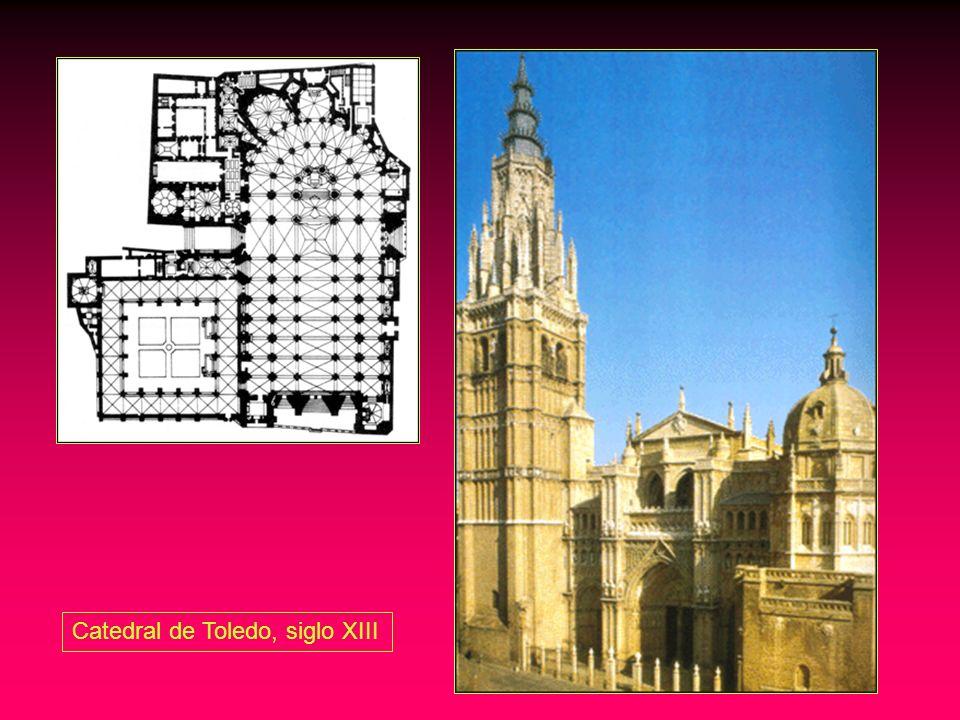 Catedral de Toledo, siglo XIII