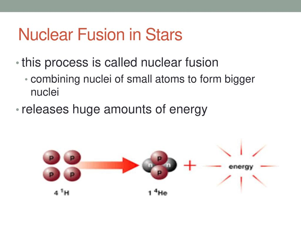 Nuclear fusion basics 102516 ppt download nuclear fusion in stars pooptronica Image collections