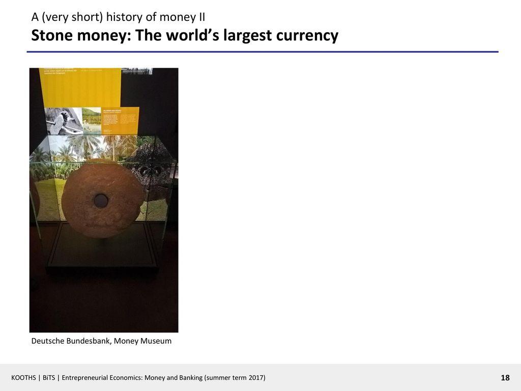 fiat geld bundesbank