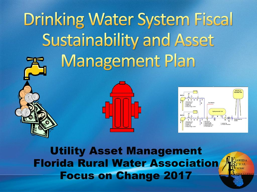 Drinking water system fiscal sustainability and asset management drinking water system fiscal sustainability and asset management plan publicscrutiny Gallery