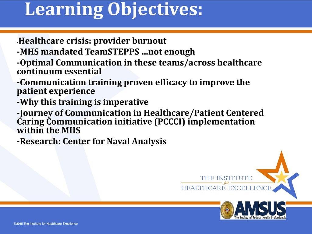 Learn Center - Multi-Health Systems (MHS Inc.)