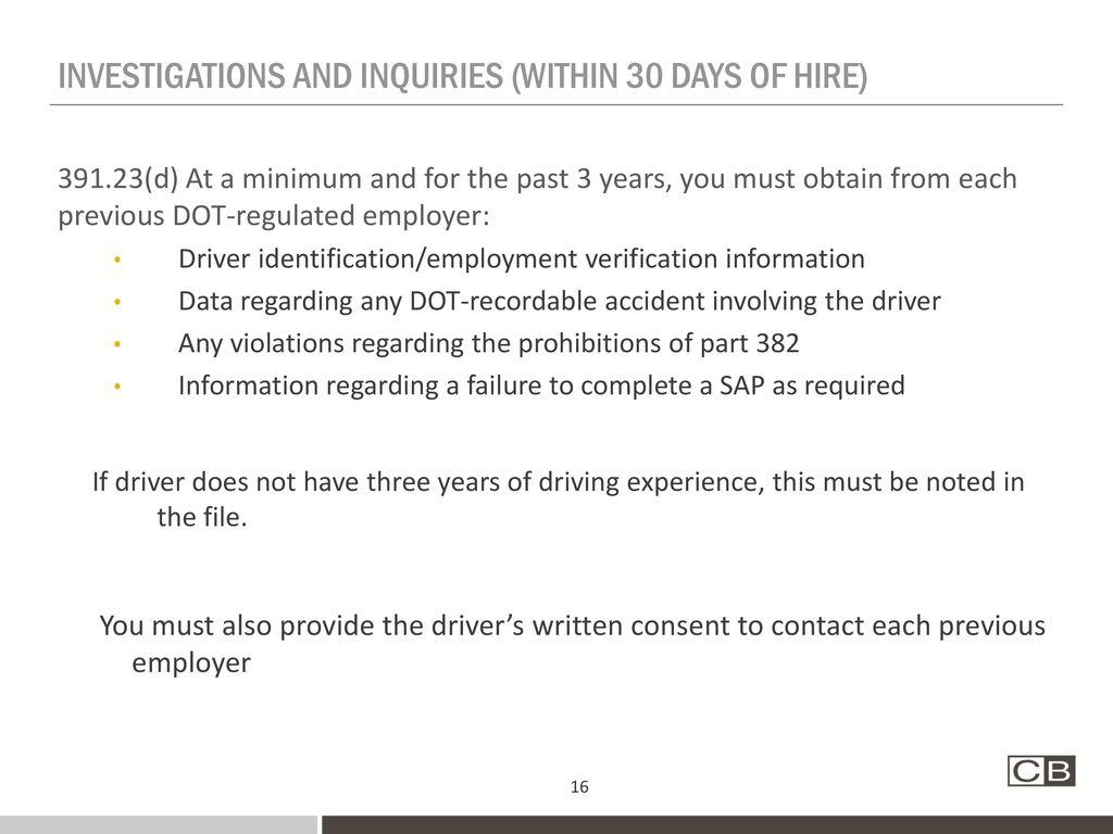 previous employment verification forms